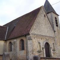 Porte d'entrée de l'Eglise